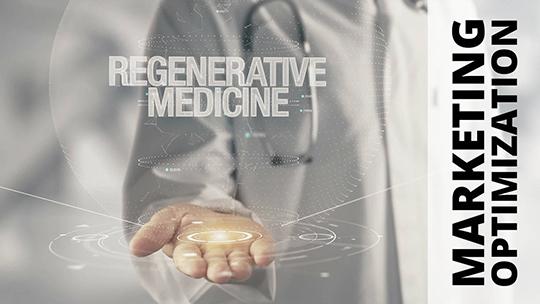 Regenerative Medicine Marketing Optimization